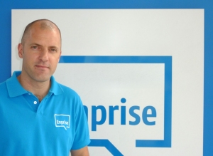 Jason Langley, GM of Enprise Software