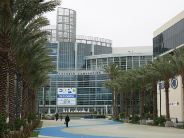 ASUG 2013 was held at the Anaheim Convention Center